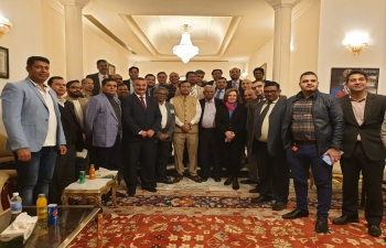 Visit of CII Delegation from December 16-21, 2018 to Iraq