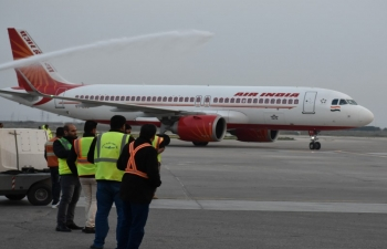 Air India resuming flights to Iraq