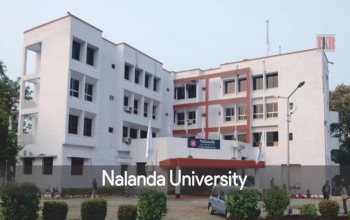 Admissions for Master's Programme for 2019-21 at Nalanda University open
