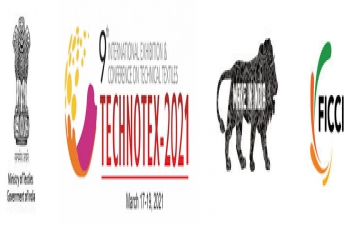 """The 9th edition of the """"Technotex 2021"""""""